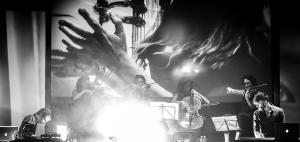 Digital 21 y Stefan Olsdal en concierto