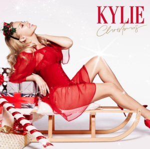 Portada Kylie Christhmas