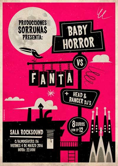 Baby Horror BCN
