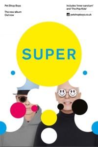 Super promo poster